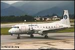 photo of Hawker Siddeley HS-748-501 Super 2B 9N-AEG